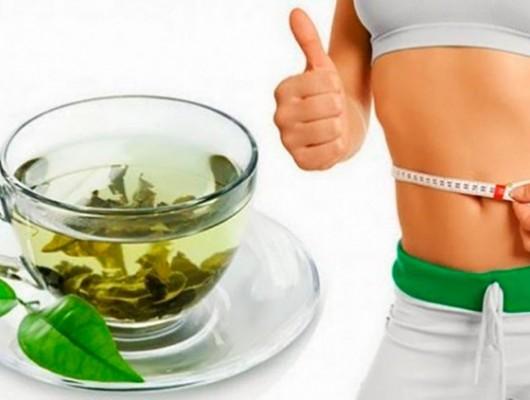 Зеленый чай для похудения, состав зеленого чая