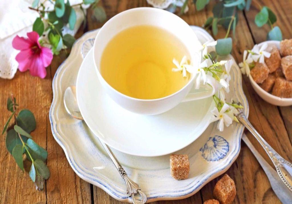 чай из цветов липы