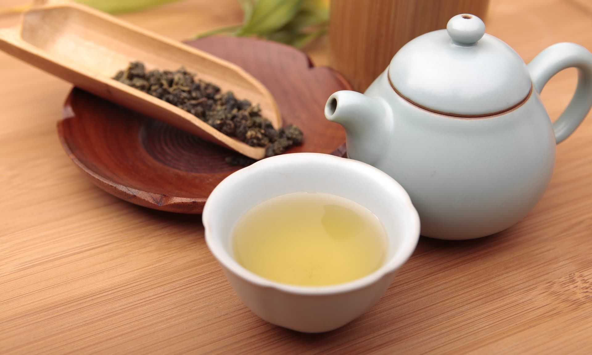 молочный улун чай полезные свойства