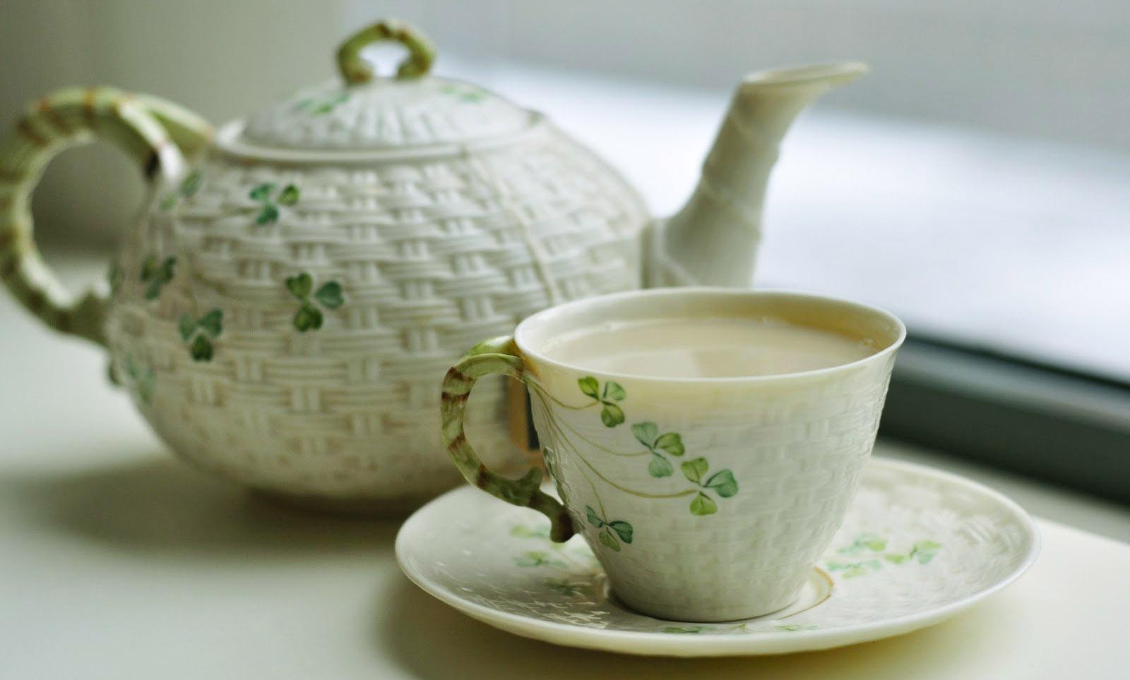 как правильно заваривать чай с молоком