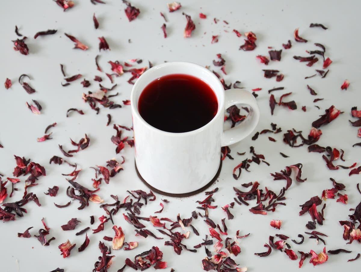 каркаде чай полезные свойства