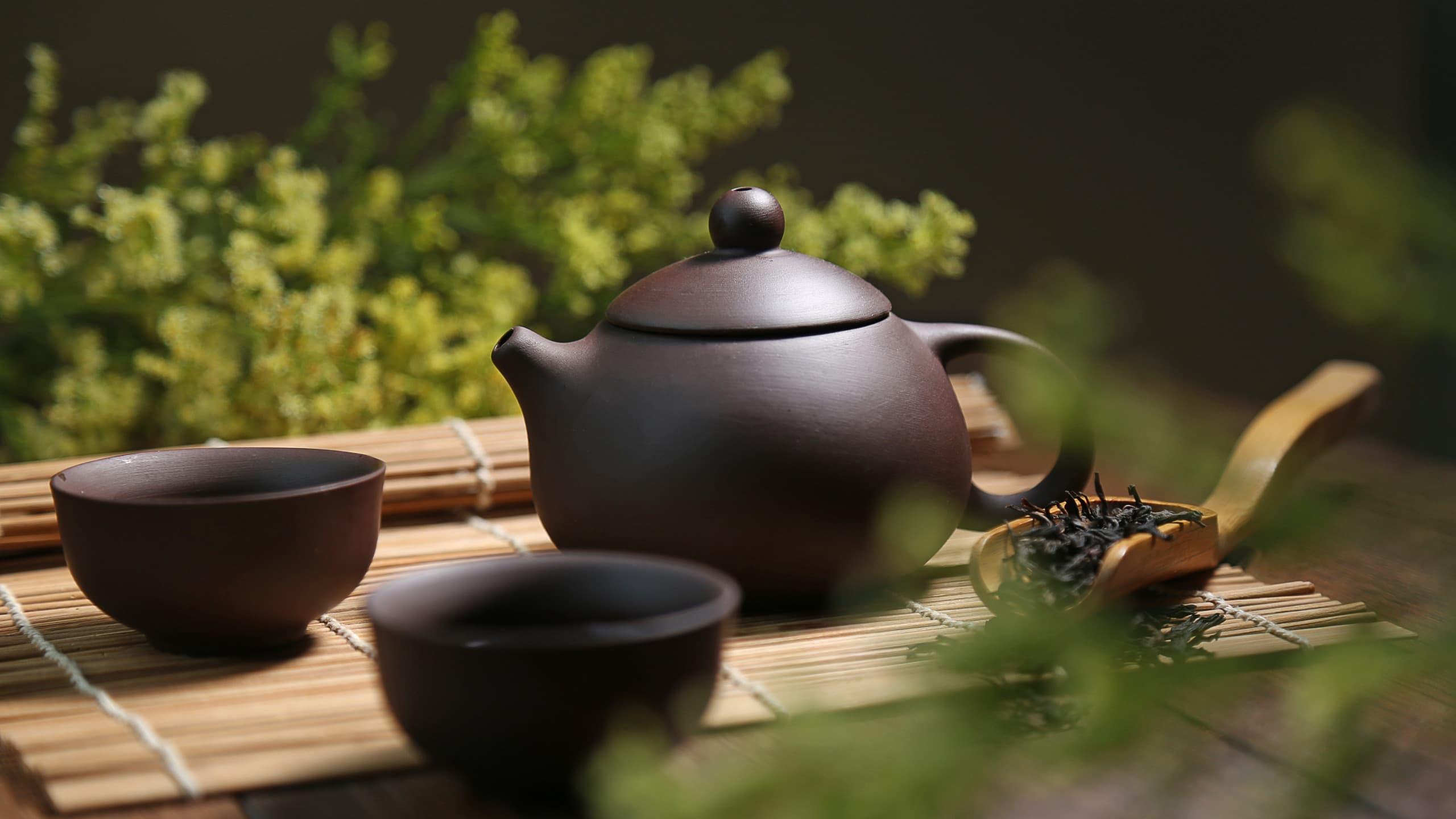 настоять чай