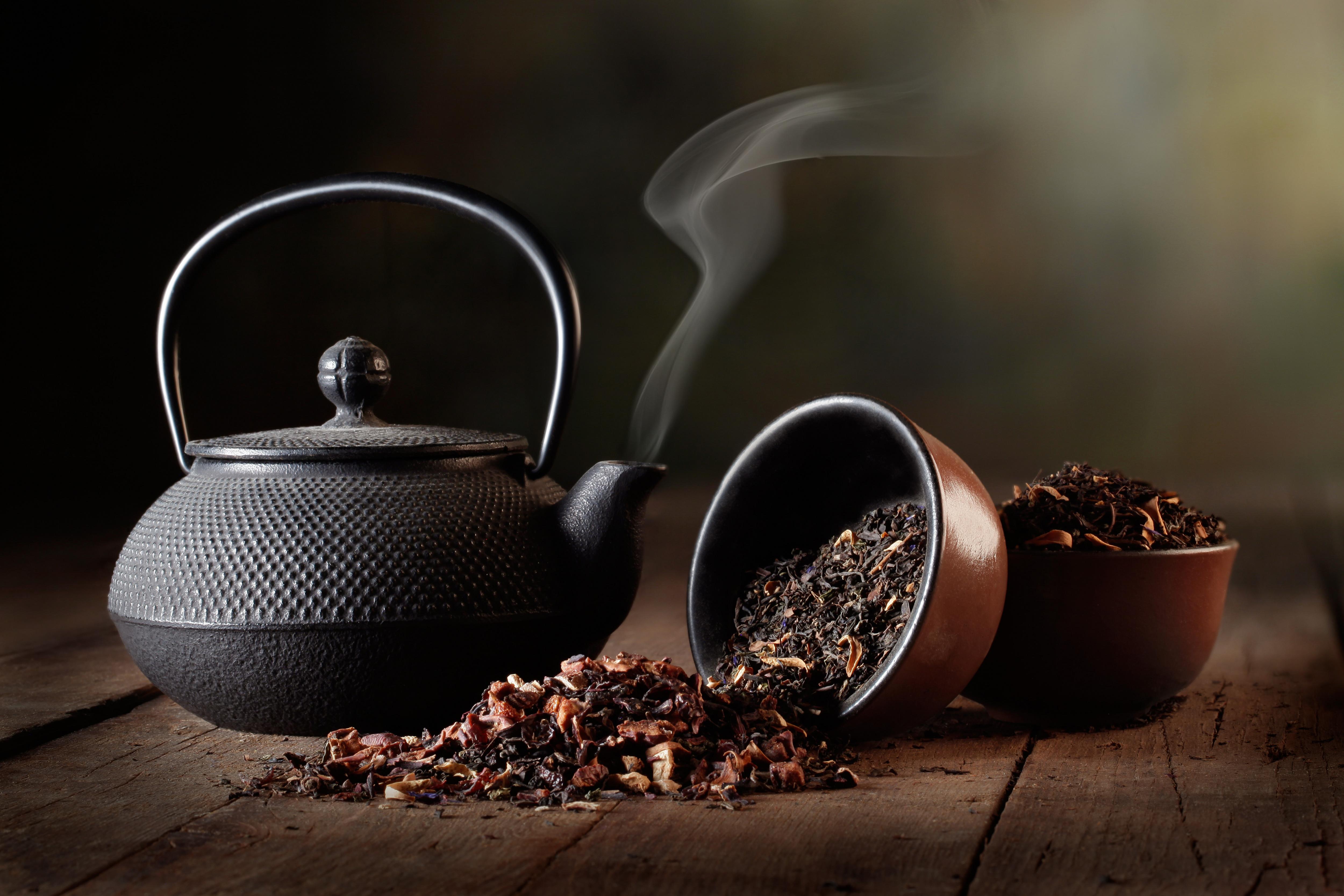 чай полезен
