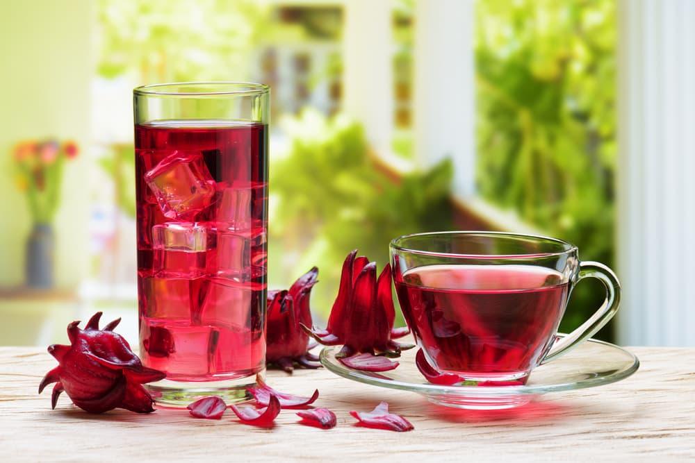 для чего полезен чай каркаде