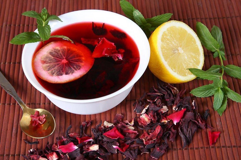 полезный ли чай каркаде