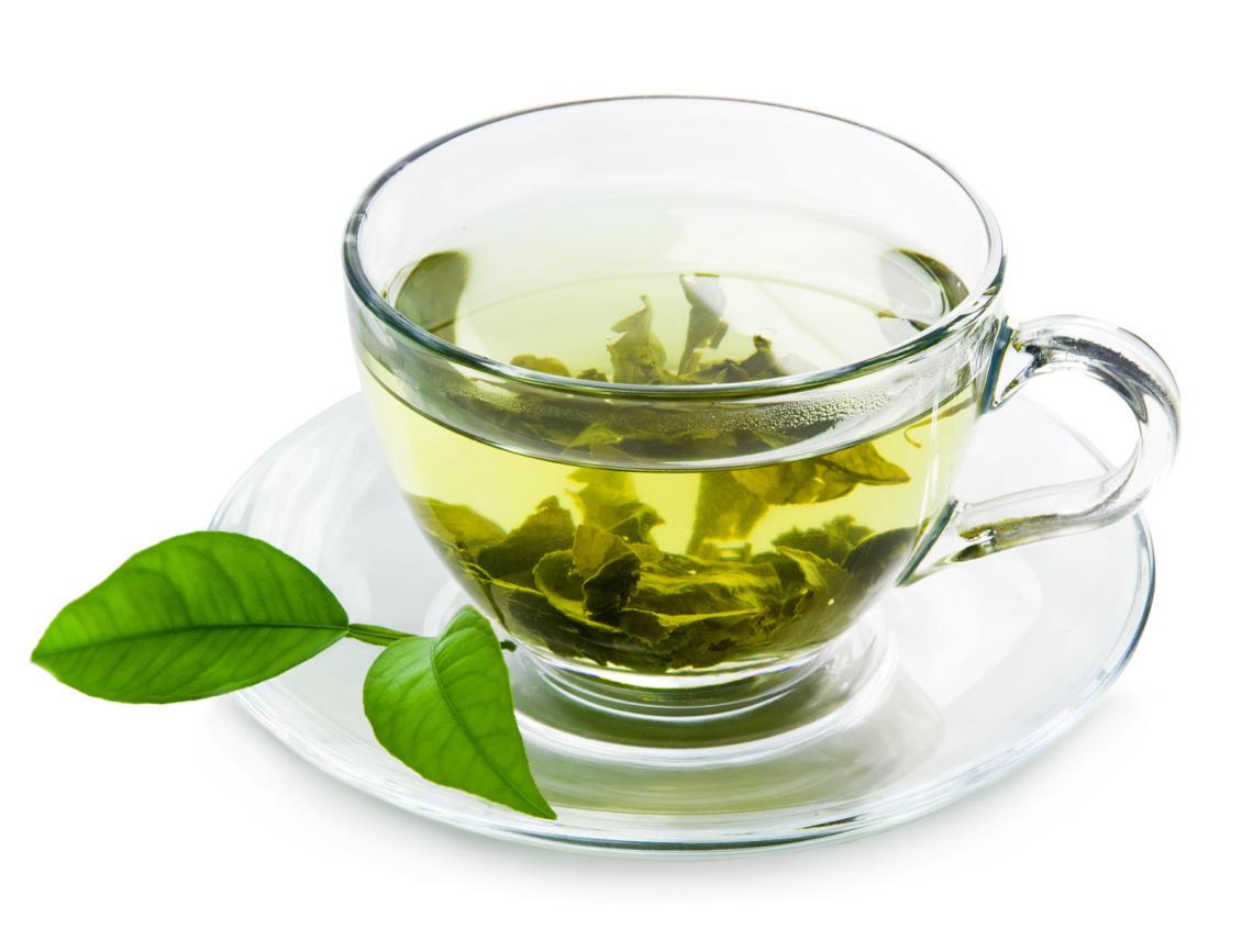 можно ли зеленый чай пить с молоком