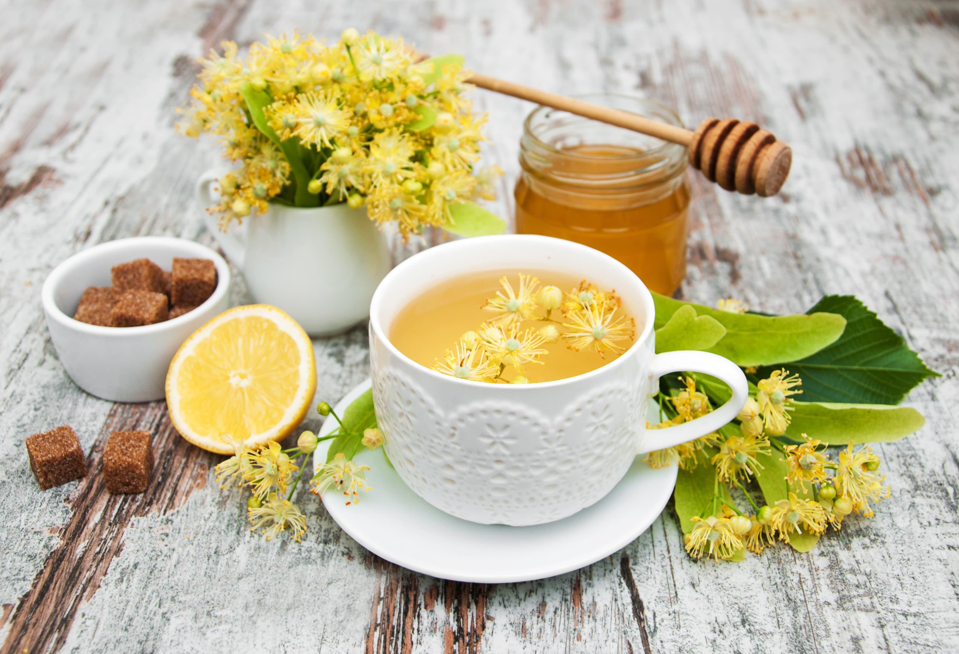 чем полезен липовый чай