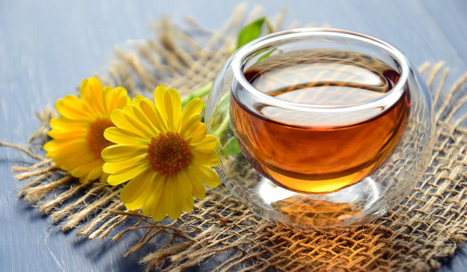 витамины в чае