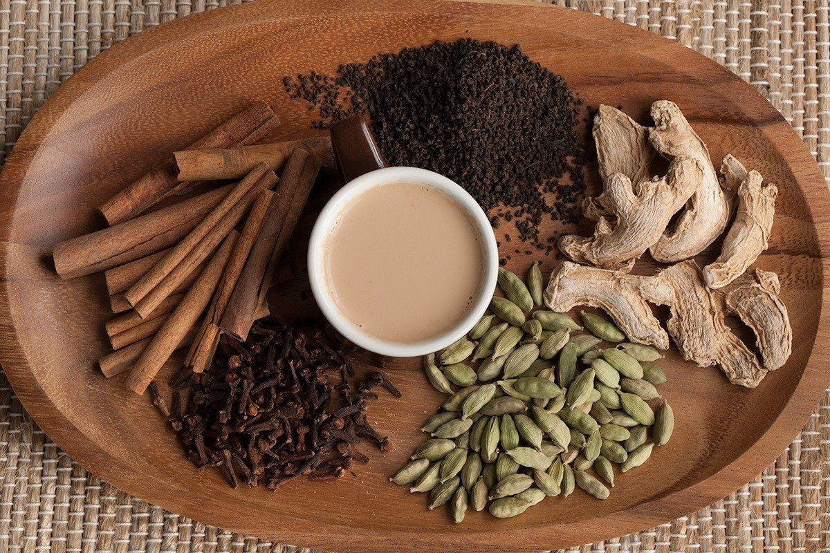 чай масала фото рецепт размножения тонкости