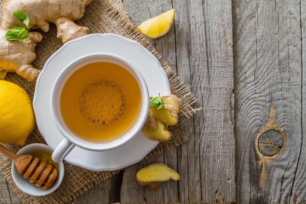 как приготовить имбирный чай в домашних условиях