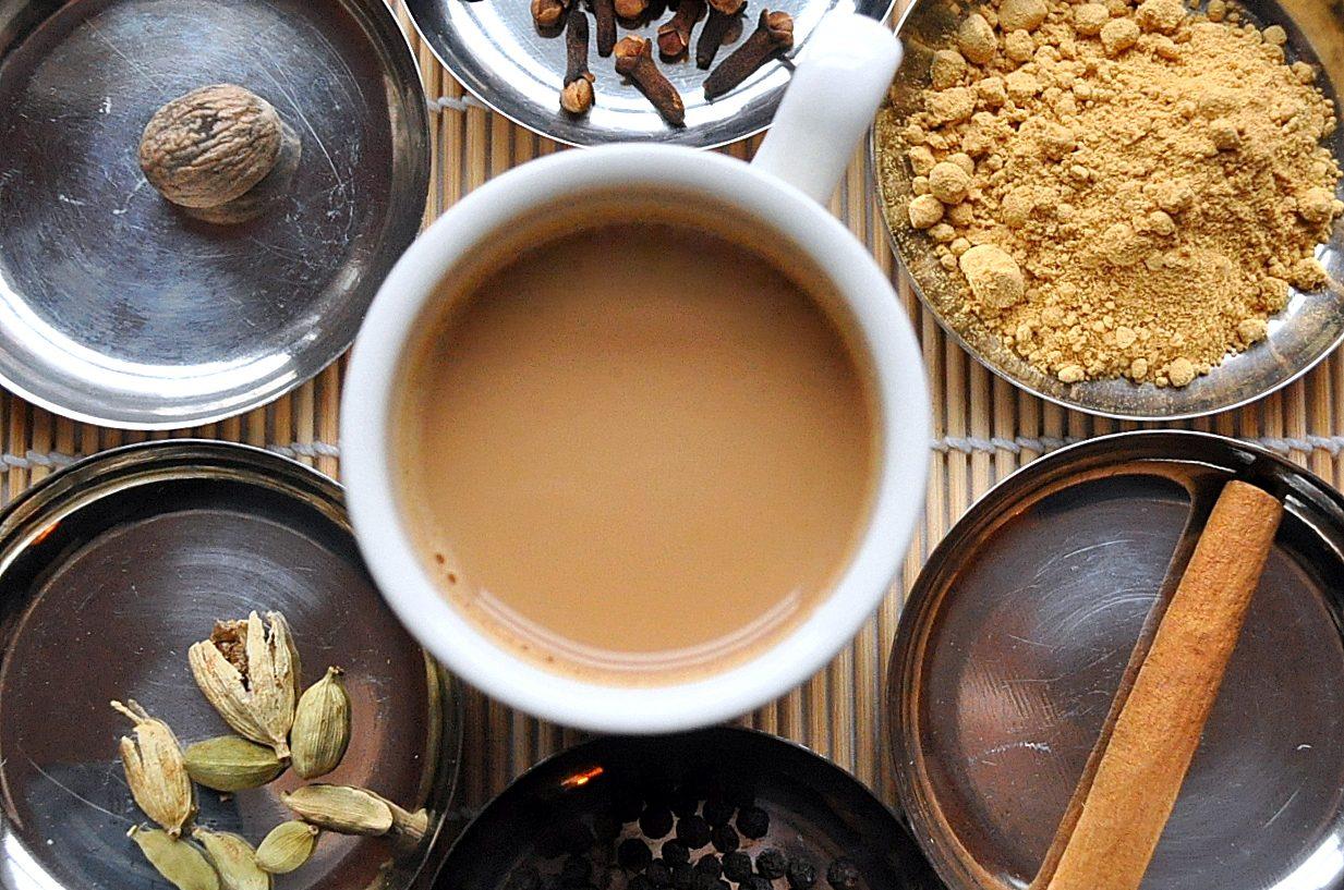 украшения шаблонами чай масала фото рецепт тянут руки небу