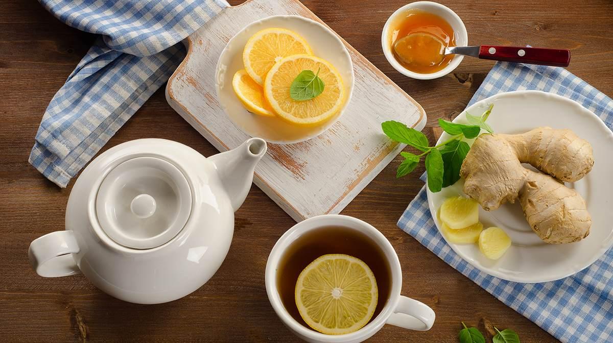 противовоспалительный чай